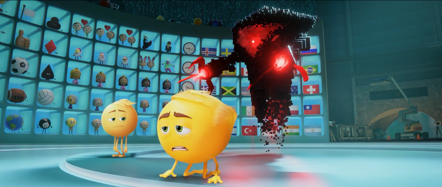 The View from Taiwan: Emoji Movie    snuck one past China