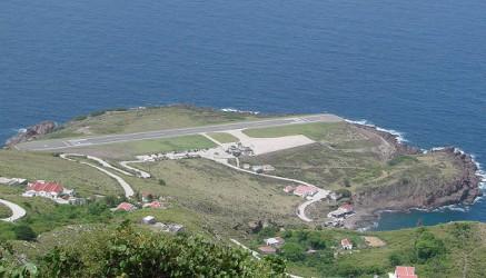 Aeropuerto Internacional Mataveri na Ilha de Páscoa