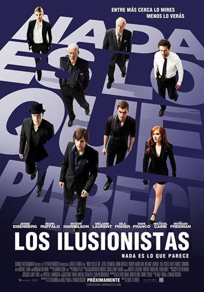 Los ilusionistas DVDRip Latino