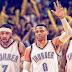 Melo, Westbrook y George formarán trío de poder en NBA