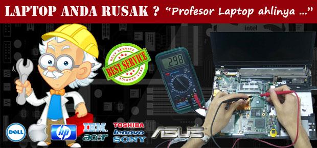 service laptop surabaya, service laptop sidoarjo, service laptop mati total
