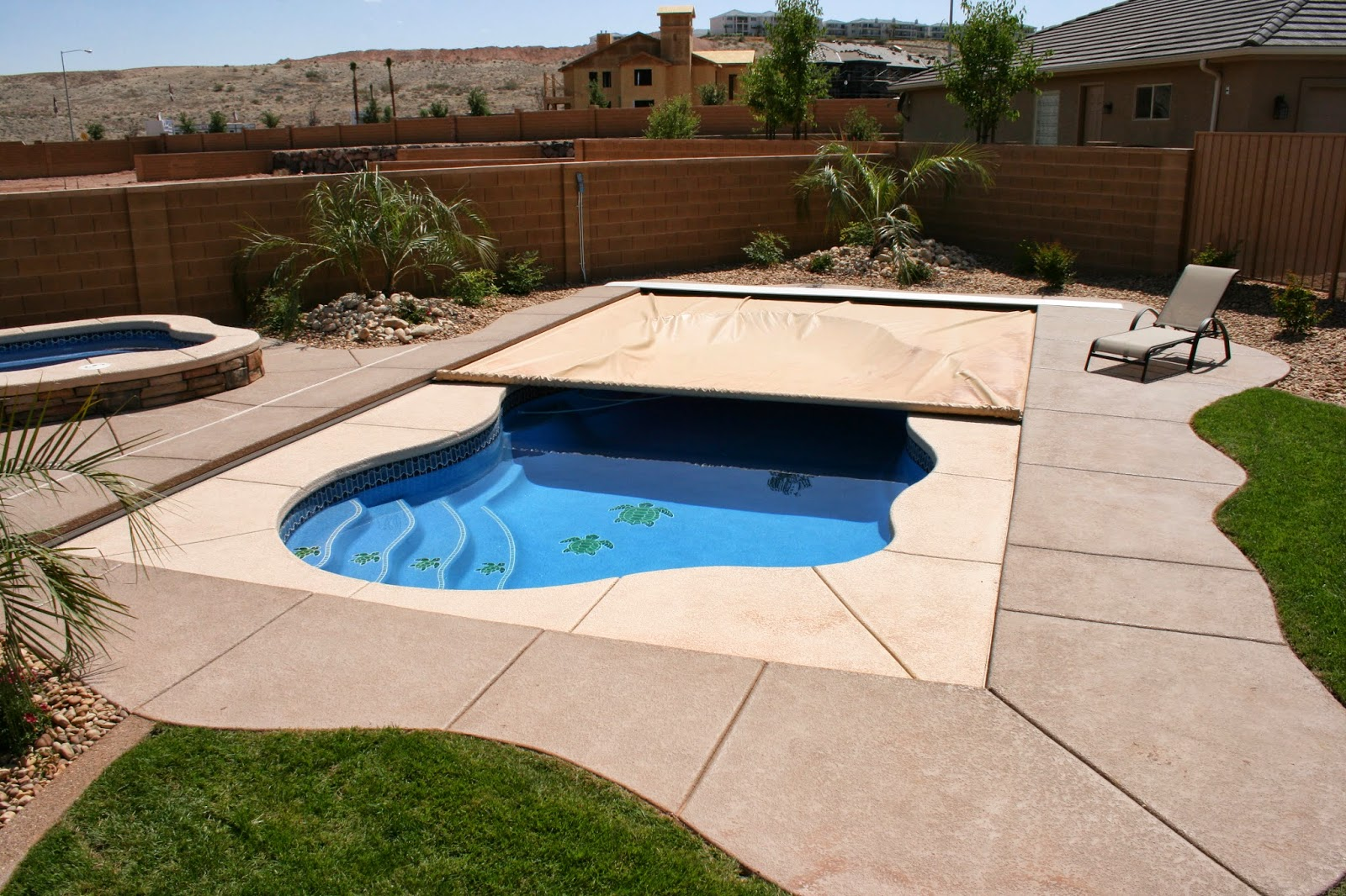 Jacuzzi Pool Covers Coverstar Safety Swimming Pool Covers For Automatic And