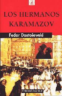 Portada del libro Los hermanos Karamazov para descargar pdf gratis