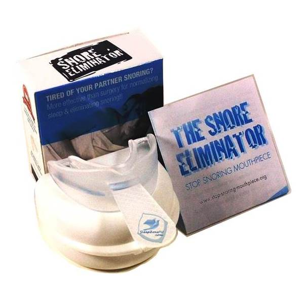 Snore Eliminator™ Anti-Snoring Mouthpiece (Standard) (BPA Free)