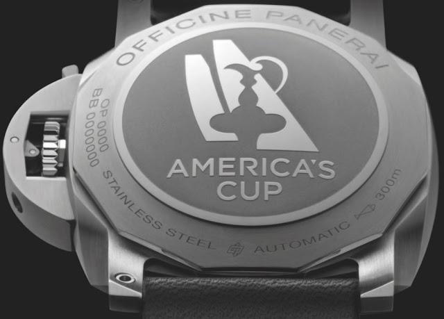 Panerai Luminor Marina 1950 America's Cup