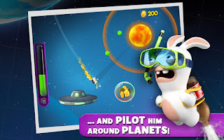 New Game Free Premium Unlimited Coin and Money Rabbids Big Bang Mod