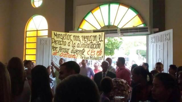 misa-en-honor-a-san-ignacio-sirvio-para-protestar-por-discriminar-con-el-clap