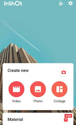 InShot is one of the best free android video editor app