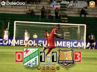 Oriente Petrolero empata 1 a 1 con Águilas Doradas de Rionegro pero pierde 0 a 3 en los penales - DaleOoo