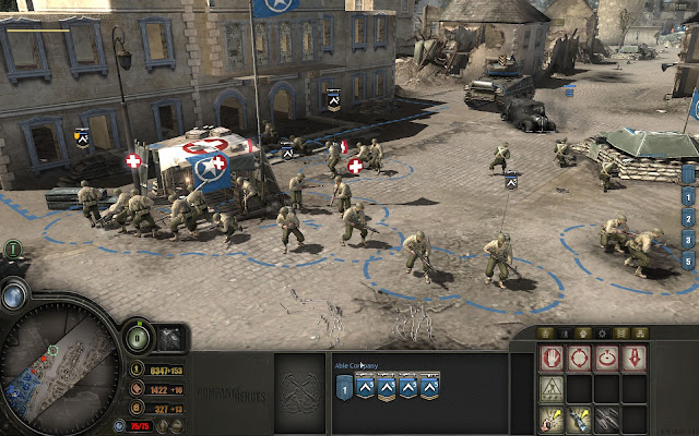 Company of Heroes Complete Edition PC Repack Free Download Screenshot 2