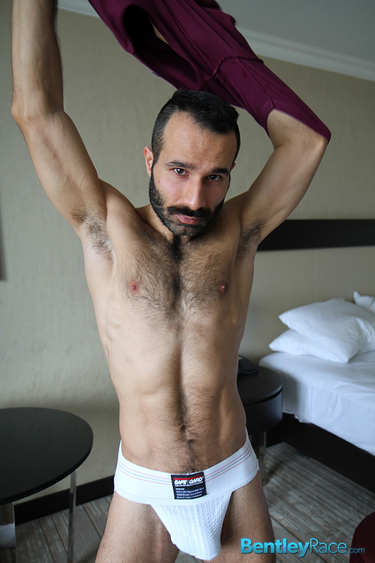 Armenian gay cock cum restrained and used 9