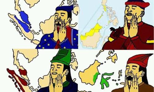 4 Kesultanan Besar Melayu di Era Islam