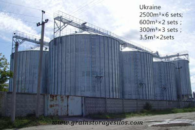 flat silos