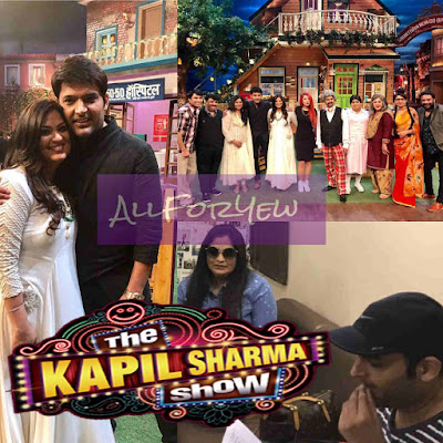 the kapil sharma show richa sharma