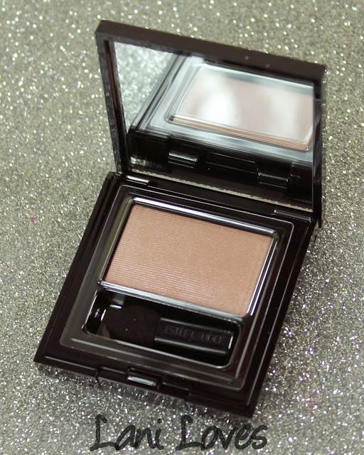Estee Lauder Pure Color Envy Eye Defining - Cheeky Pink eyeshadow swatches & review