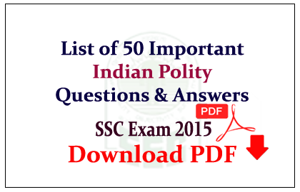 Indian Polity Objective Questions And Answers Pdf