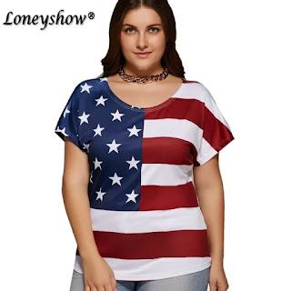 https://www.aliexpress.com/item/Plus-Size-Fashion-American-Flag-Pattern-Women-Casual-T-Shirt-Top-Stars-Striped-Print-Top-Crop/32854123953.html