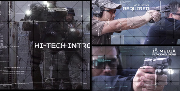 Futuristic%2BAction_Preview%2B590x300 VIDEOHIVE FUTURISTIC ACTION After Effects Templates download