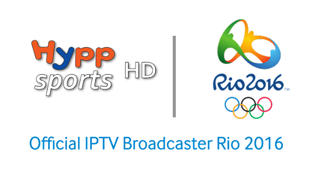 HyppTV - Malaysia Official IPTV Broadcaster for the Rio 2016 Olympic Games