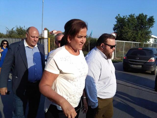 Πρέβεζα: Σε περιοδεία με την Ντόρα Μπακογιάννη το στέλεχος της ΝΔ από την Πρέβεζα Σπύρος Κυριάκης