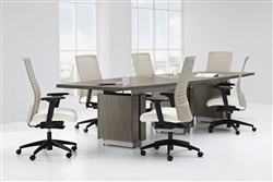 Global Total Office Zira Table