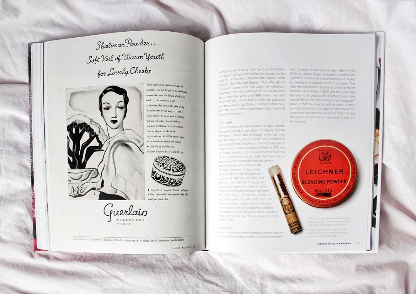 Face Paint The stiry of Makeup Lisa Eldrige, книга от истории макияжа Лизы Элдридж