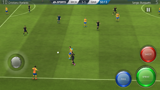FIFA 2016 Ultimate Team apk + obb