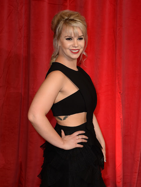 Actress, @ Jessica Fox - British Soap Awards 2016 London
