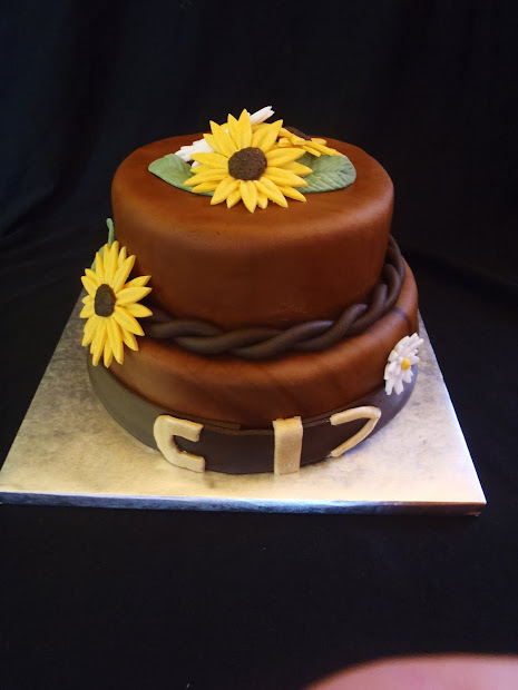 Simply Delicious Cakes Country Girl Cake