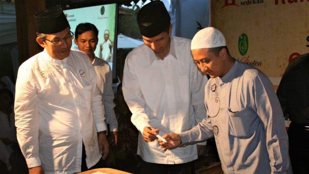 Yusuf Mansur Sebut Islam Indonesia Wangi Selama Jokowi Jadi Presiden
