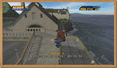 Tony Hawk's Pro Skater 4 PC Games Gameplay