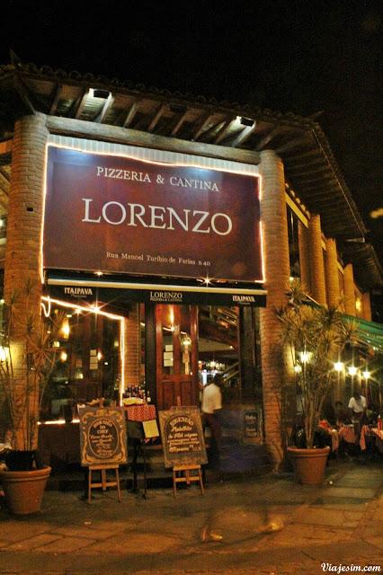 Búzios viagem com cachorro restaurante pet friendly rua das pedras Lorenzo