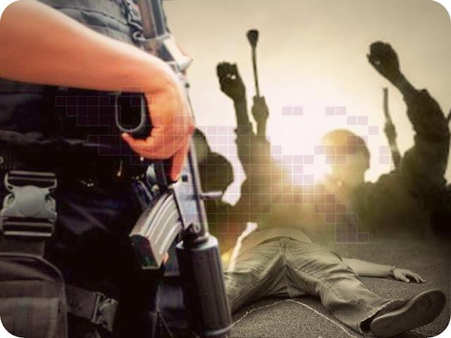 Thomas Talubun Tewas Terbunuh, Polres Mimika Kembali Bersiaga di Irigasi