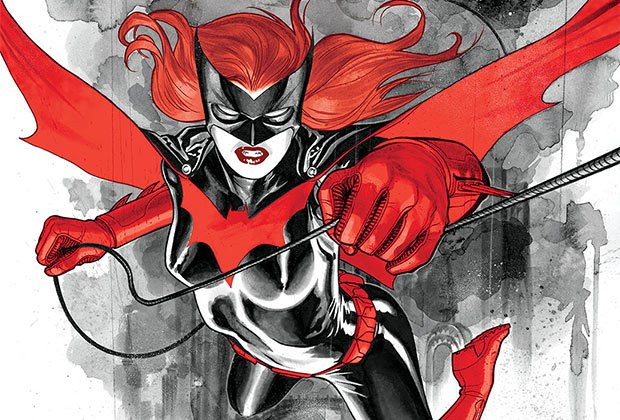 NEWS: CW Announces Batwoman Series with First Openly Gay Lead