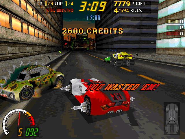 Carmageddon Max Pack screenshot 1