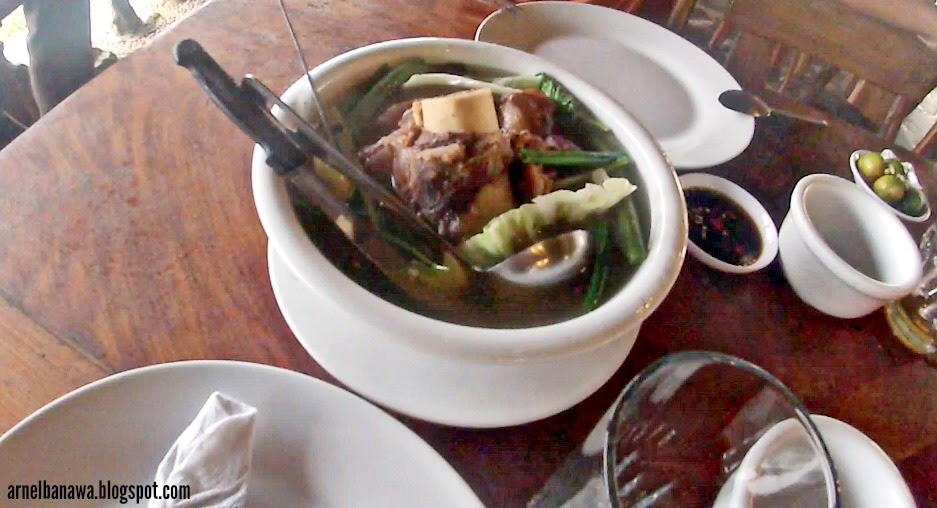 Bulalo at Eways Tagaytay