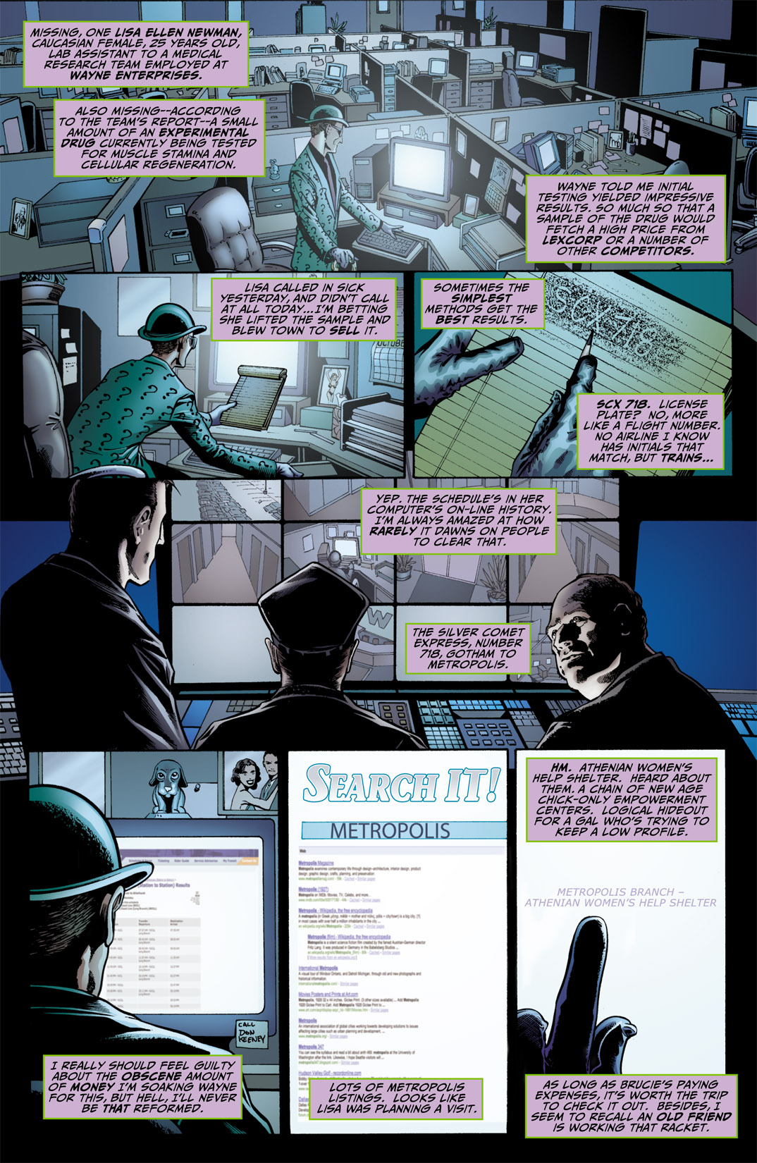 Detective Comics (1937) 837 Page 2