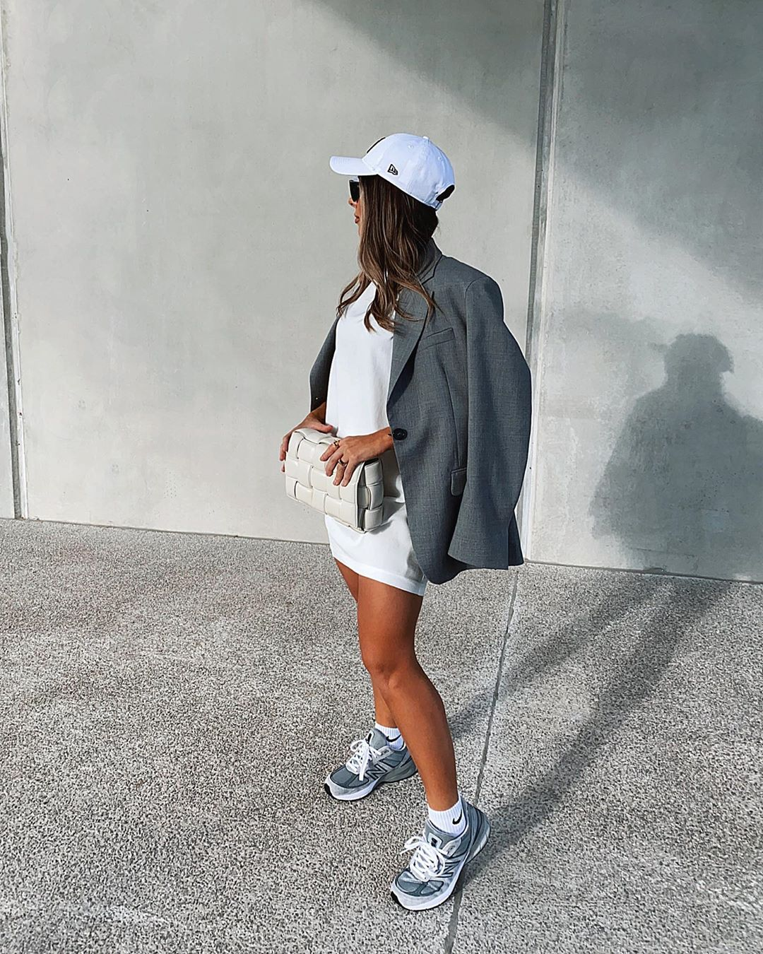This Outfit Is the Perfect Casual-Chic Combo