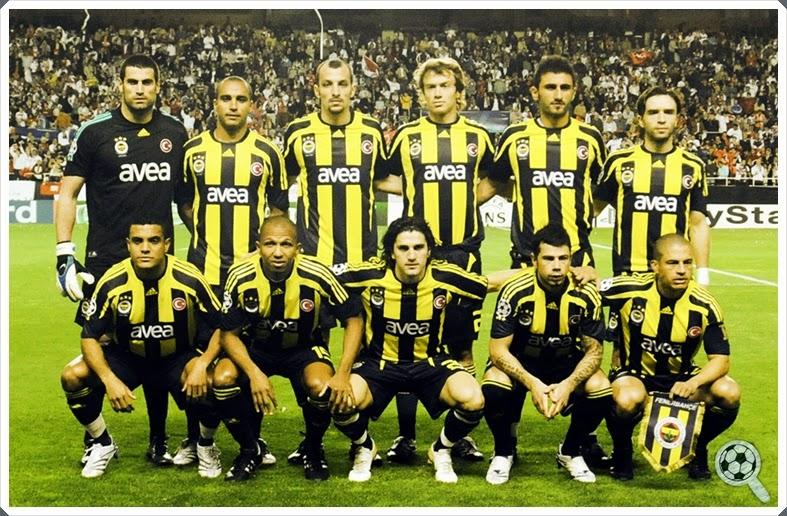 Fenerbahçe 2006-08