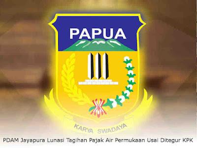 PDAM Jayapura Lunasi Tagihan Pajak Air Permukaan Usai Ditegur KPK