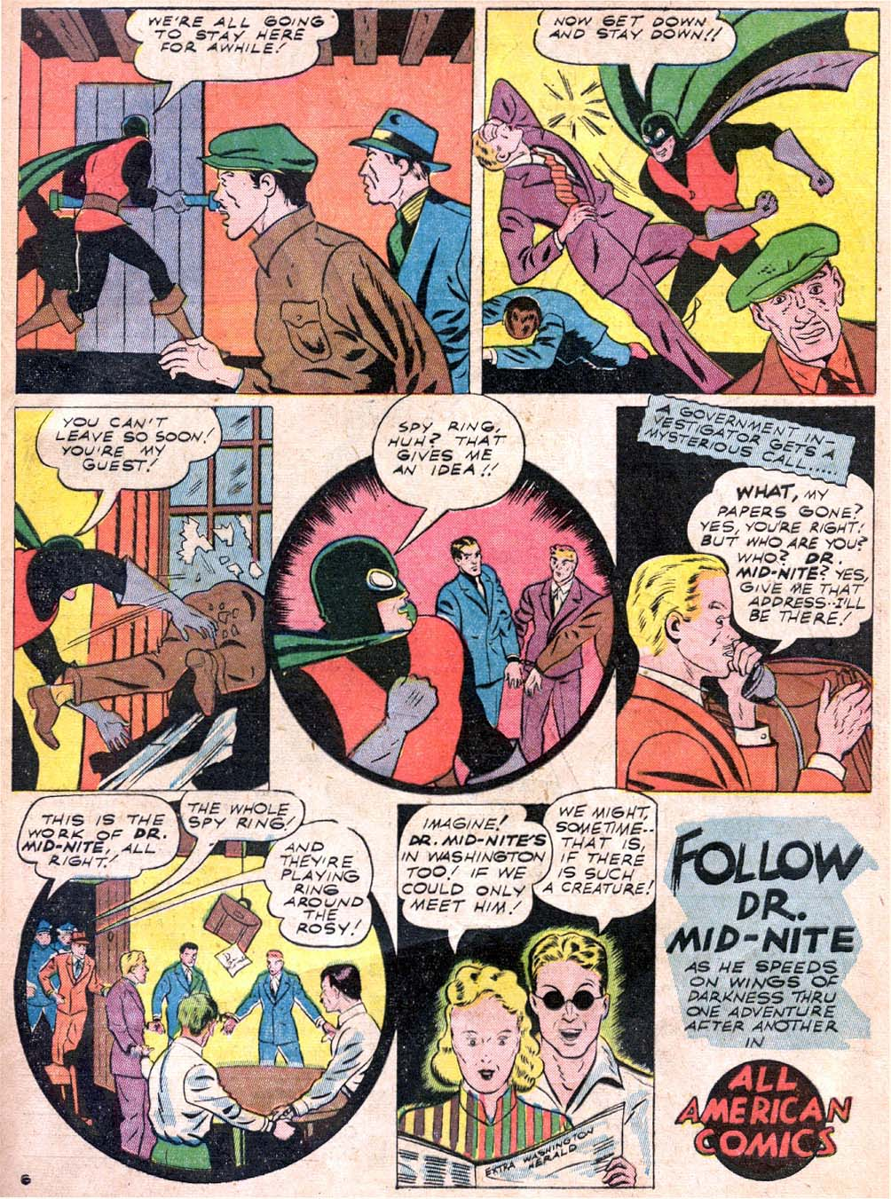 Read online All-American Comics (1939) comic -  Issue #32 - 65