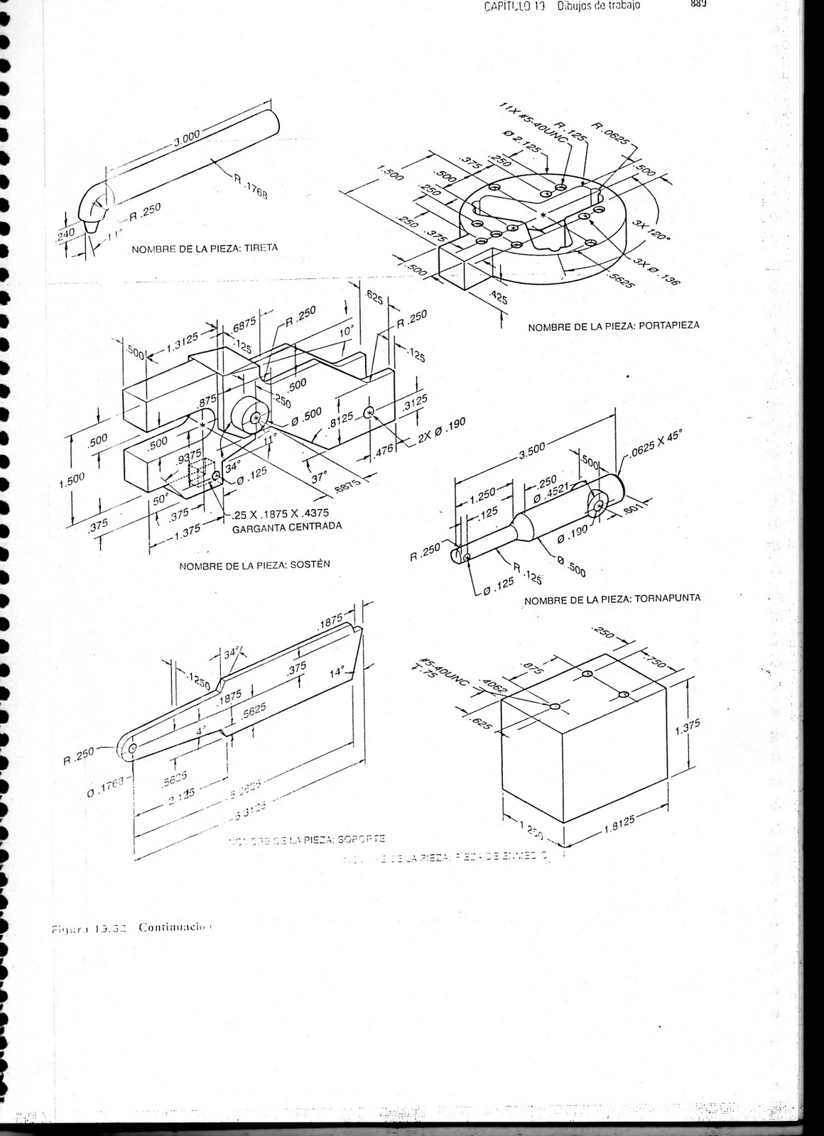 Diseño mecánico: EJERCICIOS Y TRABAJOS EN AUTODESK