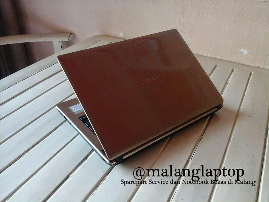 Notebook Bekas Acer 4752