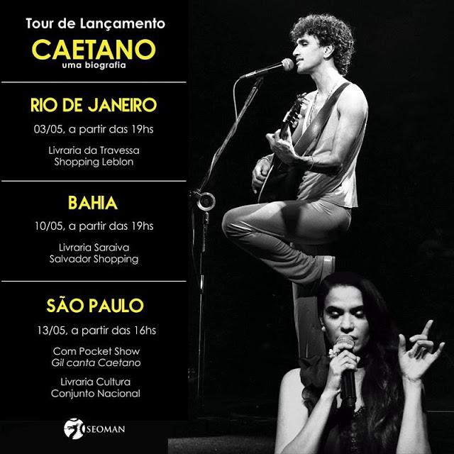 c90048134df Caetano Veloso ...en detalle.  2017 - CAETANO - uma biografia