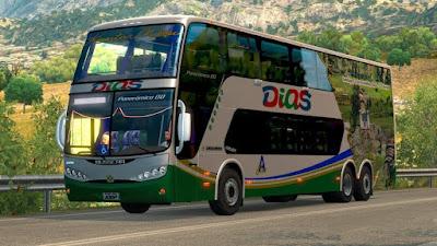 Busscar Panorámico DD