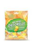 dietorelle stevia alla frutta