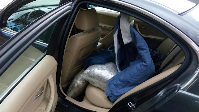 Γιάννενα: 77kg Κάνναβης Και ...1 Πιστόλι Κατασχέθηκαν Μετά Από Αστυν.Έλεγχο Στο Καλπάκι