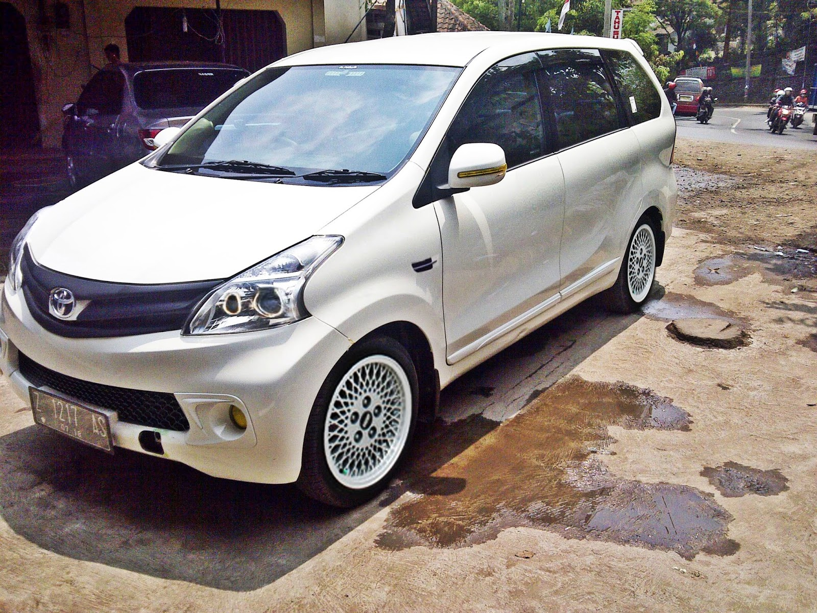 Bodykit Grand New Avanza 2016 Interior 88 Modifikasi Mobil All G 2018
