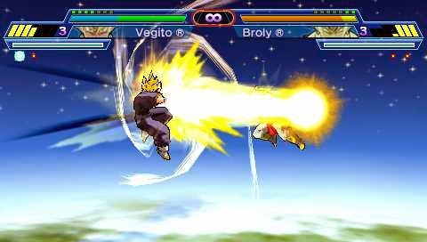 Dragon Ball Z Shin Budokai Another Road - Download Game PSP