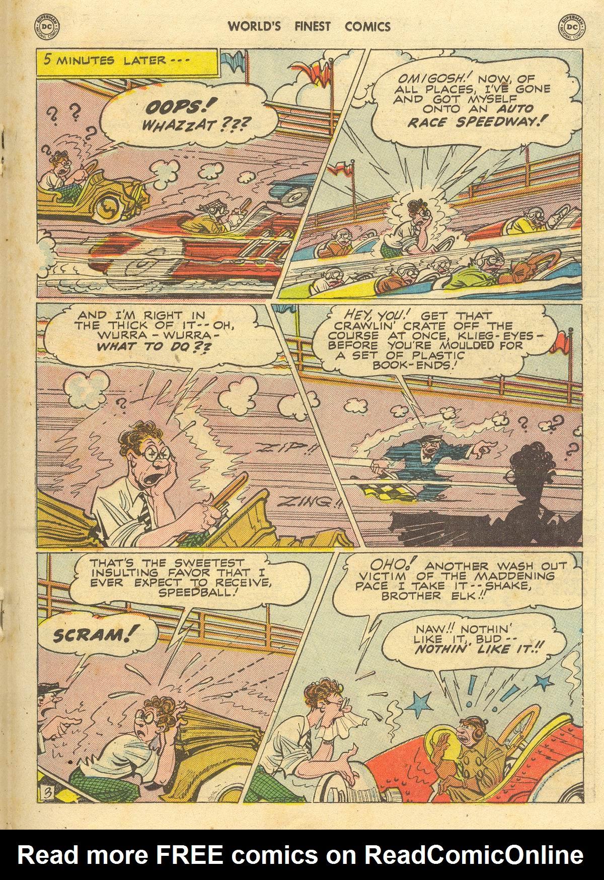 Read online World's Finest Comics comic -  Issue #51 - 39